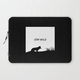 Stay Wild Laptop Sleeve