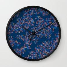 BP 24 Stars Wall Clock