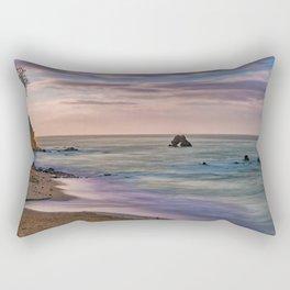 Long Exposure at Little Corona Rectangular Pillow