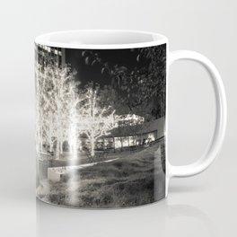 CHRISTMAS IN HOLLYWOOD - day three b&w Coffee Mug