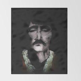 Beatle John Throw Blanket