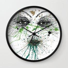Georgia On My Mind Wall Clock