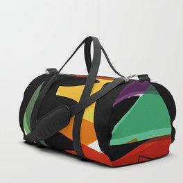 Depemiro Abstract Colorful Art Duffle Bag
