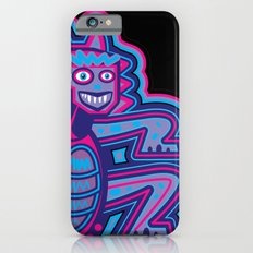 Mexican Restaurant Monster iPhone 6s Slim Case