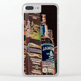 Good Irish Whiskey Clear iPhone Case