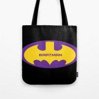 Bartman Tote Bag