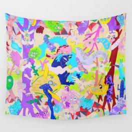 Big Bang Wall Tapestry
