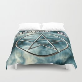 Blessed Be Duvet Cover
