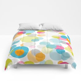 Multi dots Comforters