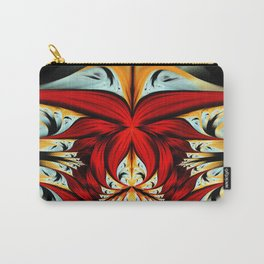 Souls of Red Peony Carry-All Pouch