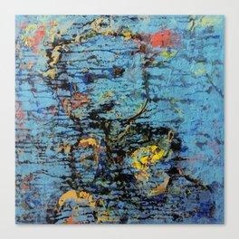 Childhood Wondering Canvas Print