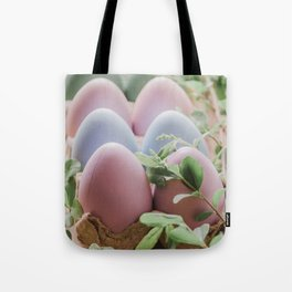Easter Eggs 29 Tote Bag