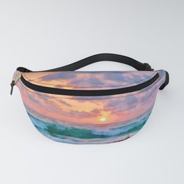 Sea view Fanny Pack