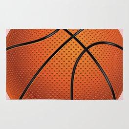 Basketball Ball Rug