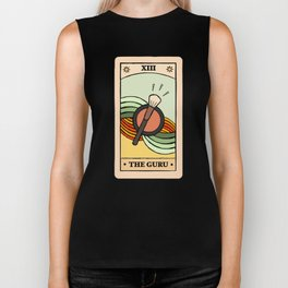 The Beauty Guru Tarot Card Biker Tank