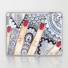 Hand of Aleia  Laptop & iPad Skin