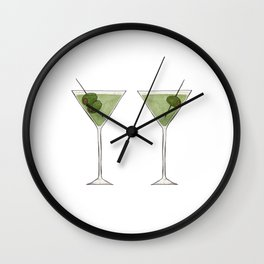 Happy Hour Wall Clock