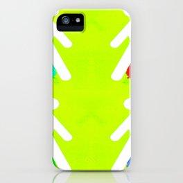 Super heroes iPhone Case