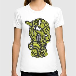 Irradié - the print T-shirt