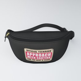 Official Teenager Fanny Pack