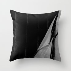And ships are going... Throw Pillow