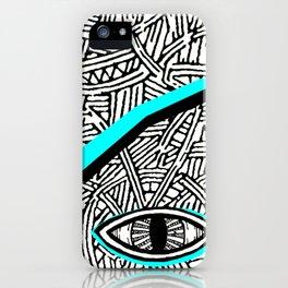 envelope eyes iPhone Case