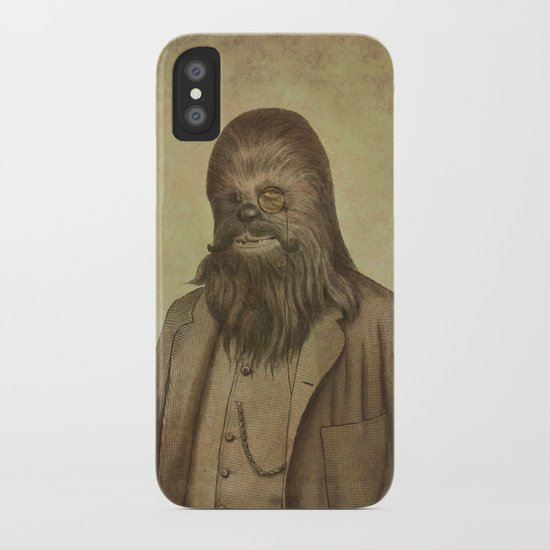 Chancellor Chewman  iPhone Case