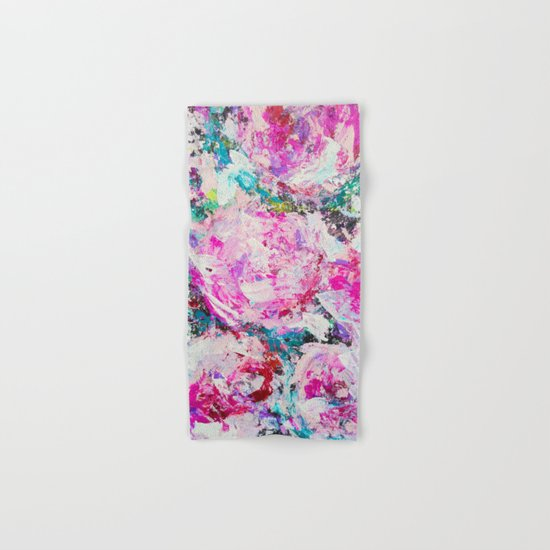Abstract painting 2 Hand & Bath Towel