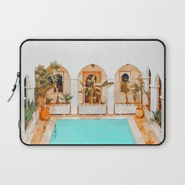 Turkish Holiday #painting #travel Laptop Sleeve