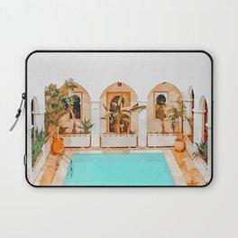 Turkish Holiday #painting #travel Laptop Sleeve