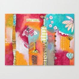 Inez Canvas Print