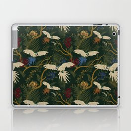 JUNGLE GREEN Laptop & iPad Skin