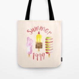 Summer 1994 Tote Bag