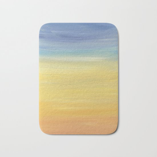 Desert sunset collection Bath Mat