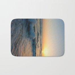 Ocean Sunset 4 Bath Mat