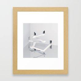 Shrine 5 Framed Art Print
