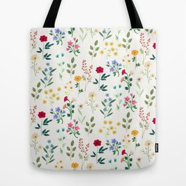 Spring Botanicals Tote Bag