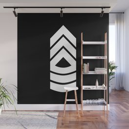 Master Sergeant Wall Mural