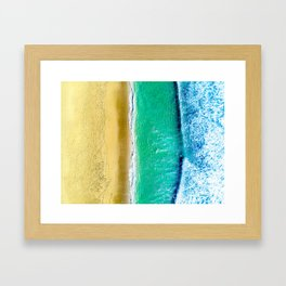 Camps Bay Framed Art Print
