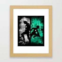 One For All Framed Art Print