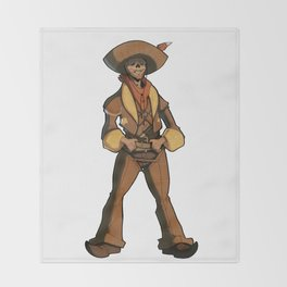 Raul Throw Blanket