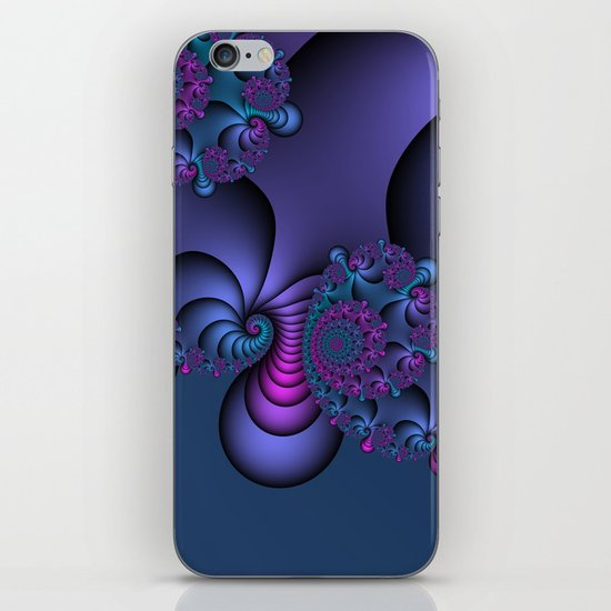 Allegory of a dream iPhone & iPod Skin