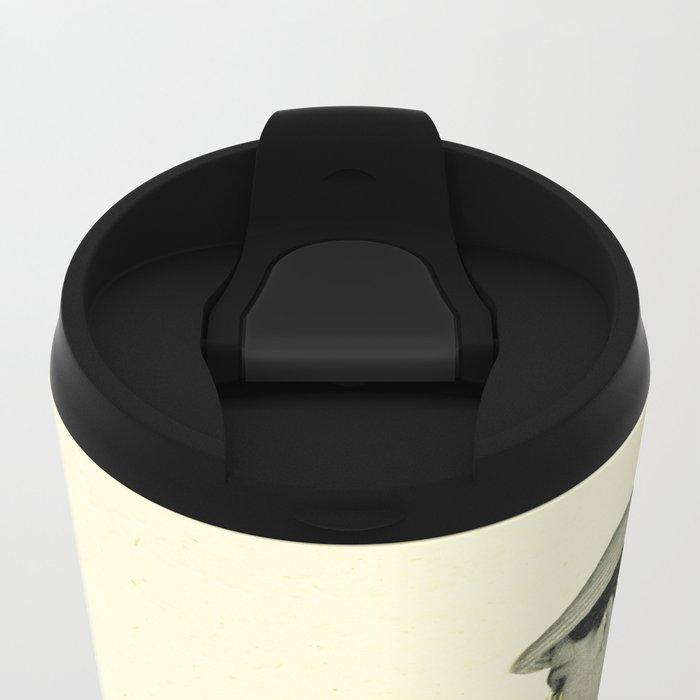 Observing Metal Travel Mug