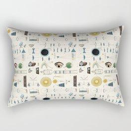 Optics Rectangular Pillow