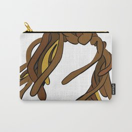 Dreads Carry-All Pouch