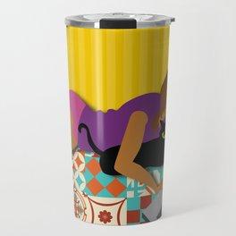 Catompany Travel Mug