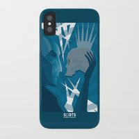 hamlet iPhone & iPod Cases featuring Hamlet and Yorick by SHOTS