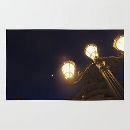 Valencia by night Rug