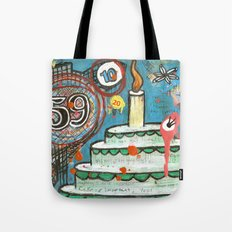 I Love Cake!  Tote Bag