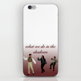 What We Do in the Shadows 5 iPhone Skin